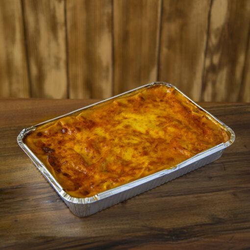 Le classiche gustose lasagne all'emiliana di Rawpasta