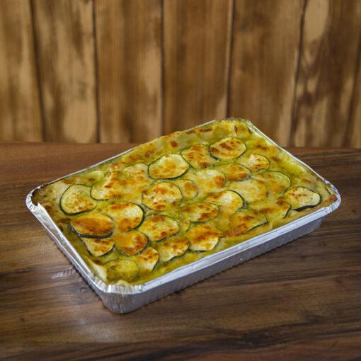 Okusne vegetarijanske lazanje z Rawpasta