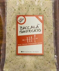 Il buon Baccalà Mantecato di Rawpasta
