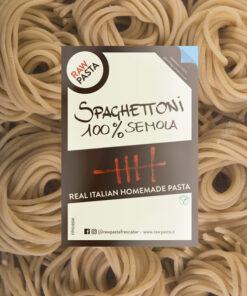 Dobri Debeli špageti iz pšeničnega zdroba durum Rawpasta Ljubljana