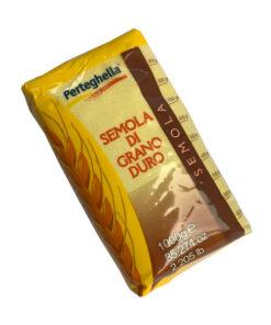 Pšenični zdrob semola Raw Pasta