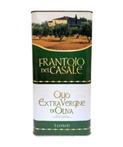 Hladno stisnjeno italijansko ekstra deviško oljčno olje, ki ga priporoča Rawpasta