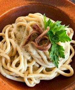 Traditional Italian fresh pasta