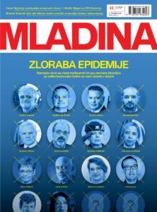 Mladina Oktober 2020 Rawpasta Ljubljana